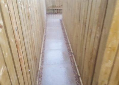 garden fencing lincoln
